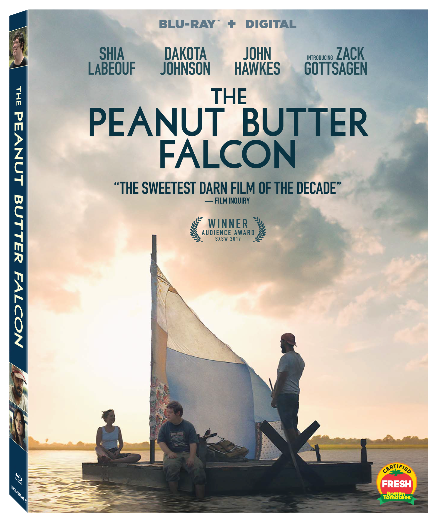 The Peanut Butter Falcon on Bluray/DVD Now {A Movie Review}