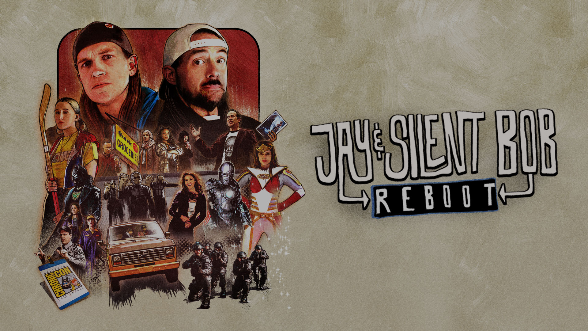 Jay And Silent Bob Reboot 2019 Official Movie Site Lionsgate