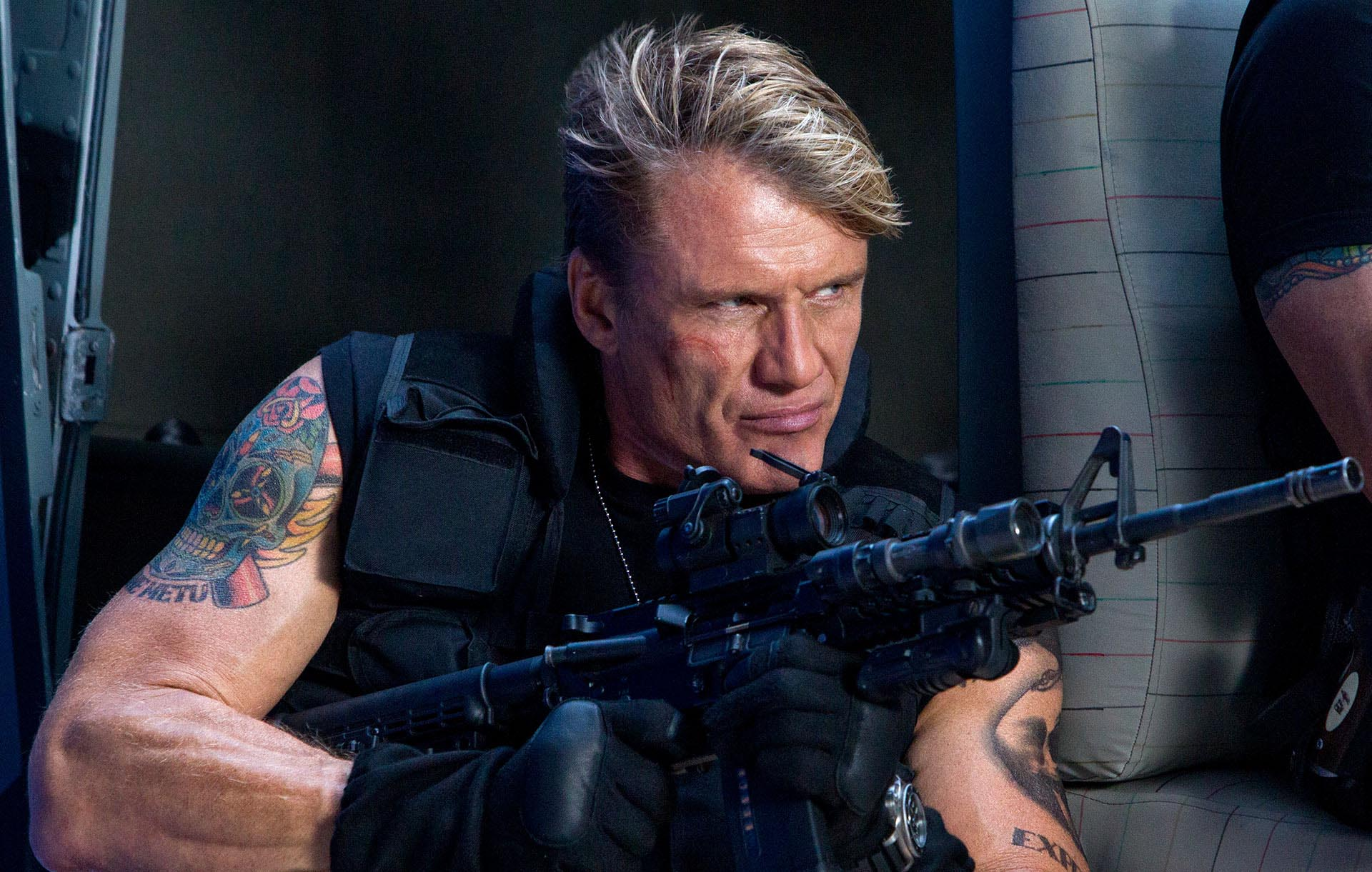 The Expendables 3 | Official Movie Site | Lionsgate