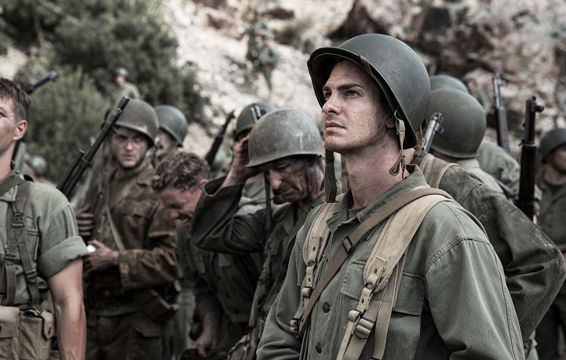 how can i watch hacksaw ridge online for free