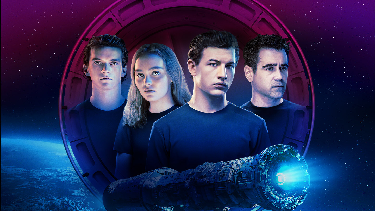 Voyagers | Official Movie Site | Lionsgate