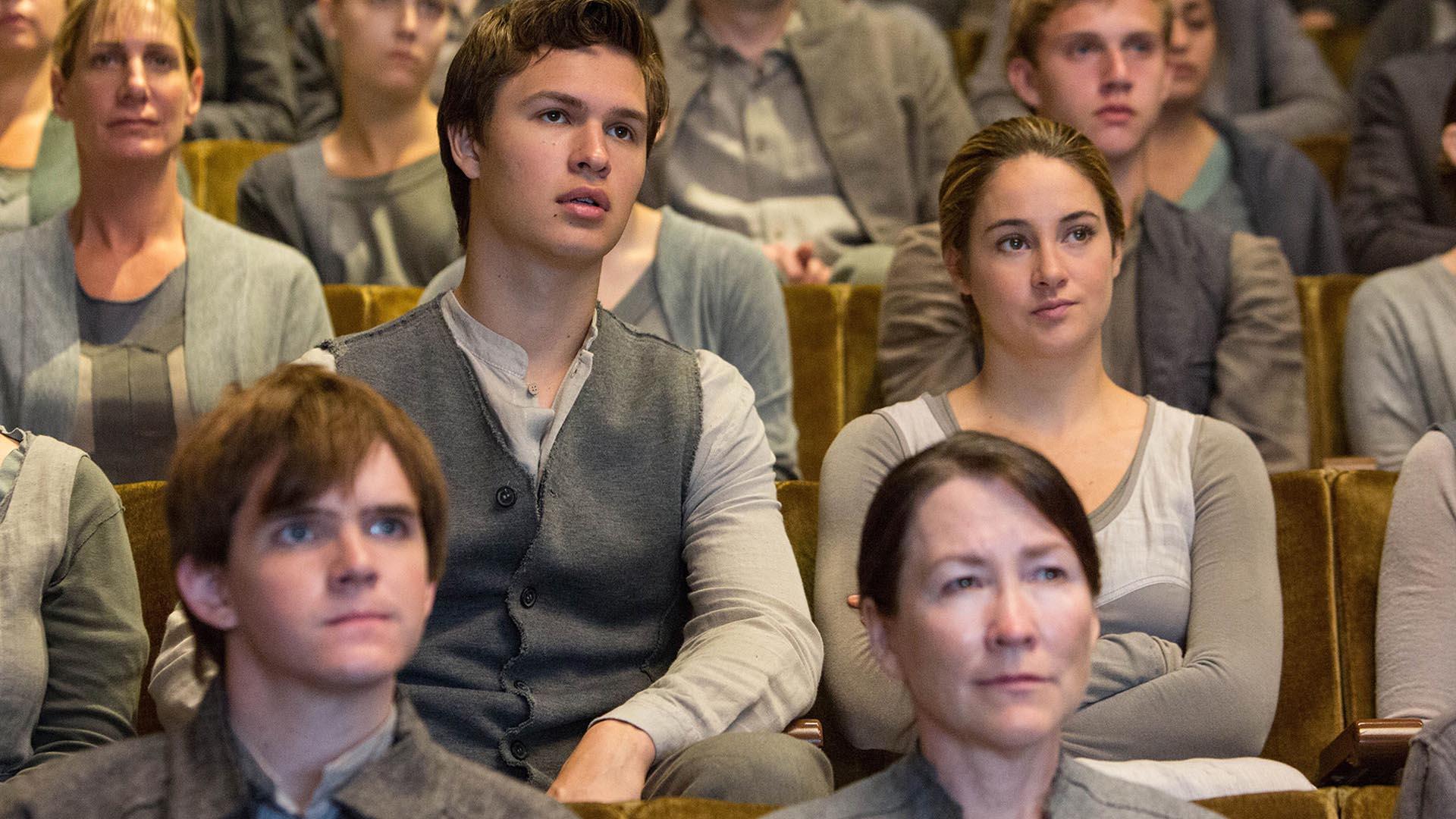 Divergent 2014 Shailene Woodley Kate Winslet Lionsgate