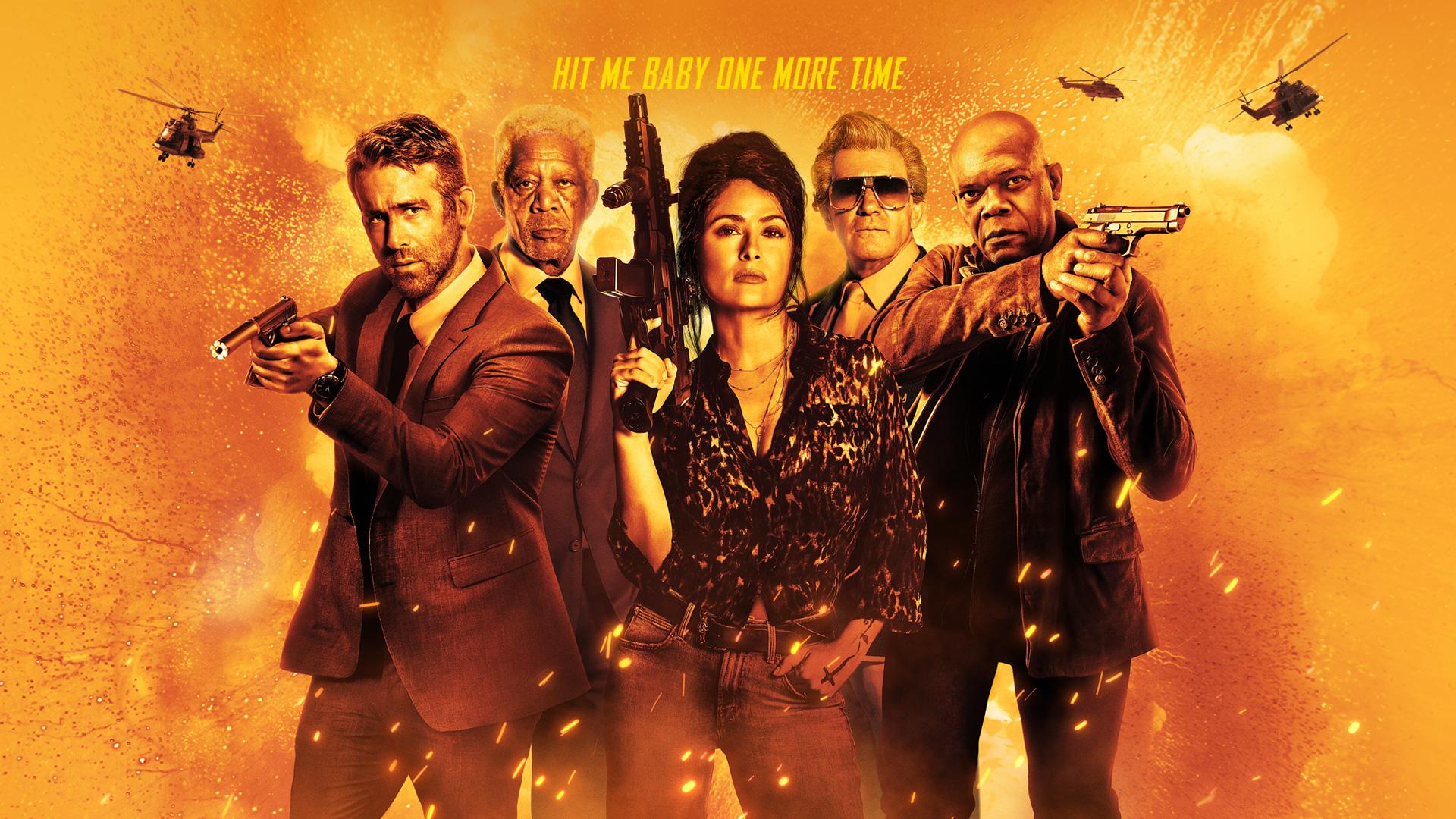 Hitman's Wife's Bodyguard (2021) – FilmsZilla