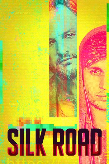 silk road filme cartaz