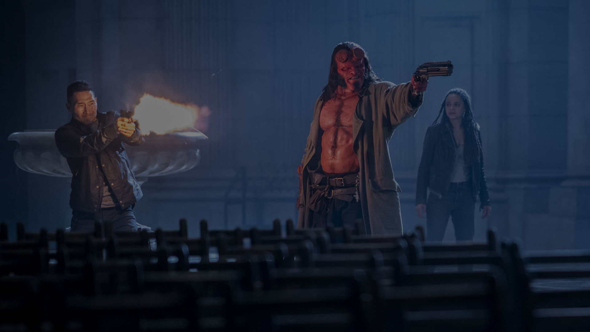 Hellboy (2019) | Official Movie Site | Lionsgate
