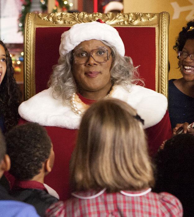 Madea Christmas.Tyler Perry S A Madea Christmas Tyler Perry Lionsgate