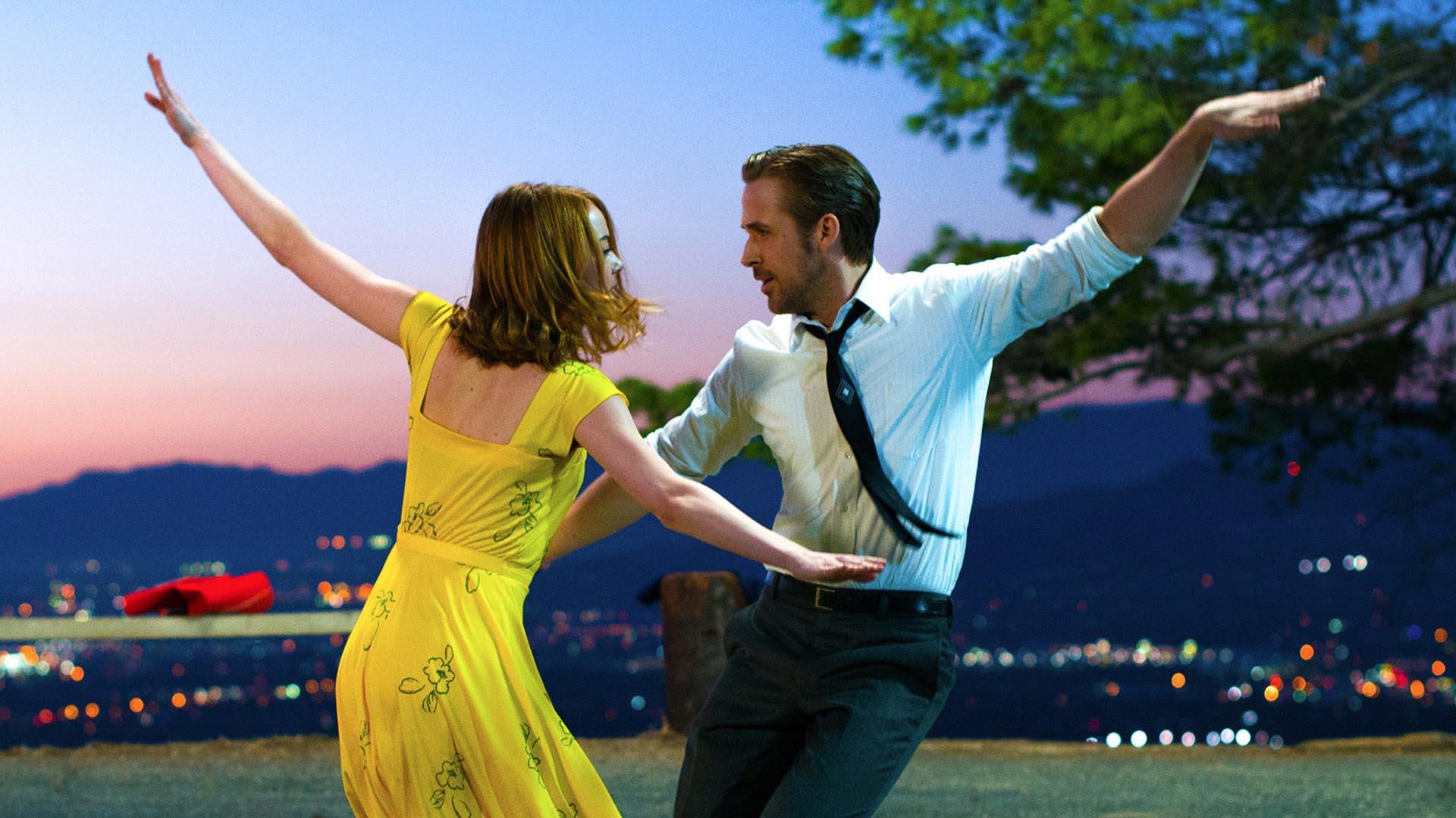 La La Land Emma Stone Ryan Gosling John Legend Academy Award Winner Lionsgate