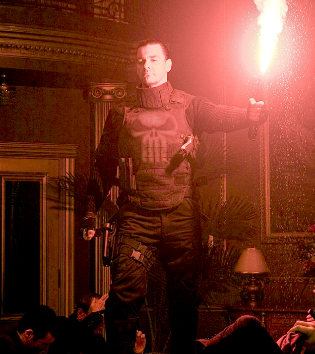 Punisher: War Zone | Ray Stevenson | Lionsgate