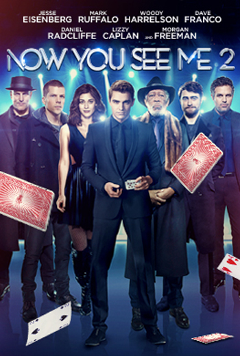 Now You See Me 2 (2016) Bluray 480p & 720p Free Download